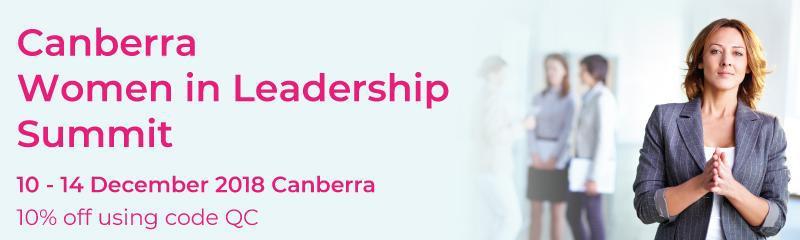 Canberra Women in Leadership Summit