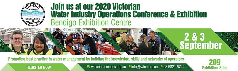 82nd WIOA Victorian Water Industry Operations Conference and Exhibition