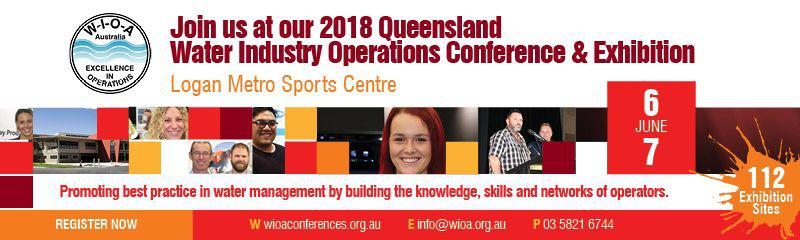 43rd WIOA Queensland Water Industry Operations Conference and Exhibition