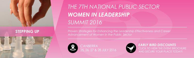 The 7th National Public Sector Women in Leadership Summit 2016