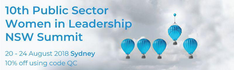 10th Public Sector Women in Leadership NSW Summit