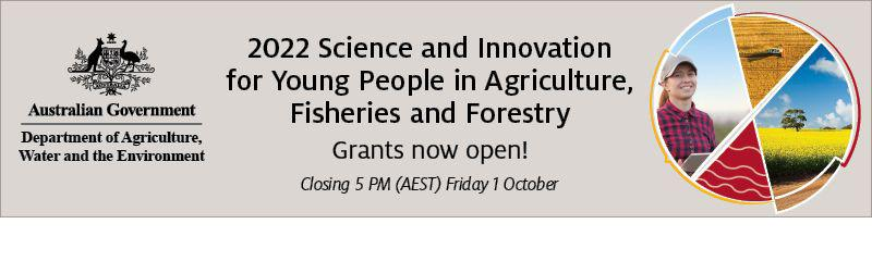 2022 Science and Innovation Awards - Grant Applications Now Open