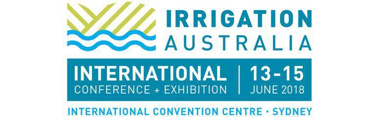 2018 Irrigation Australia International Conference and Exhibition
