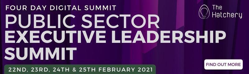 Public Sector Executive Leadership Digital Summit